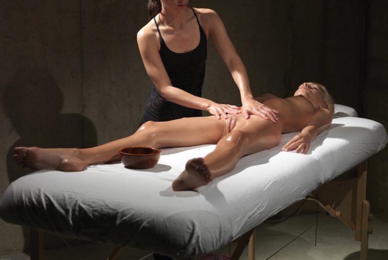 Инструкция как делать эротический массаж
